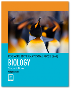 Edexcel International GCSE (9-1) Biology Student Book: Print and eBook Bundle Philip Bradfield 9780435185084