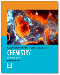 Edexcel International GCSE (9-1) Chemistry Student Book: Print and eBook Bundle by Jim Clark ISBN: 9780435185169