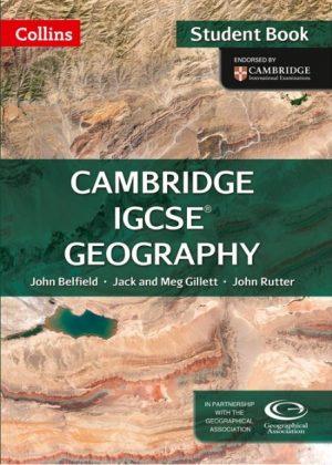 Collins Cambridge IGCSE Geography Student Book by John Belfield