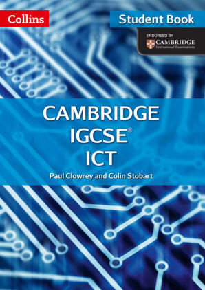 Igcse computer studies coursework