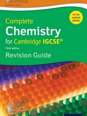 Complete Chemistry for Cambridge IGCSE Revision Guide by RoseMarie Gallagher