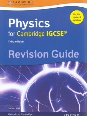 Complete Physics for Cambridge IGCSE Revision Guide by Sarah Lloyd