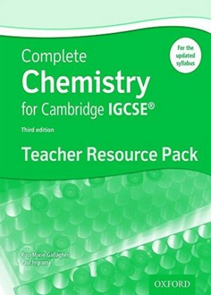 Complete Chemistry for Cambridge IGCSE Teacher Resource Pack by RoseMarie Gallagher