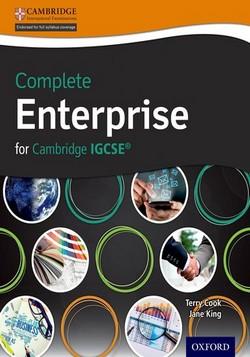 Complete Enterprise for Cambridge IGCSE(R) by Terry L. Cook