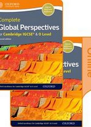 Complete Global Perspectives for Cambridge IGCSE: Print and Online Student Book Pack by Jo Lally