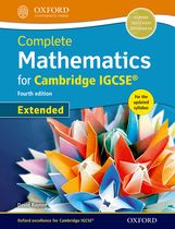 Complete Mathematics for Cambridge IGCSE Student Book by David Rayner