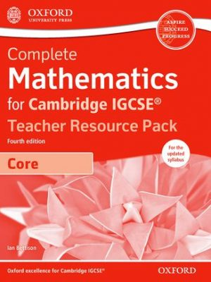 Complete Mathematics for Cambridge IGCSE by Ian Bettison