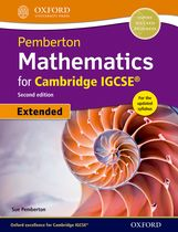 Pemberton Mathematics for Cambridge IGCSE: Student Book by Sue Pemberton
