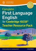 Complete First Language English for Cambridge IGCSE Teacher Resource Pack by Tara Garner