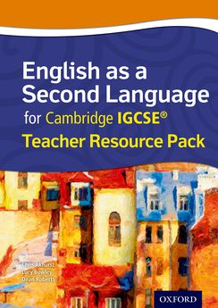 Complete English as a Second Language for Cambridge IGSCE: Teacher Resource Pack by Dean Roberts