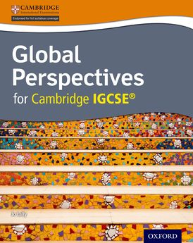 Global Perspectives for Cambridge IGCSE by Jo Lally