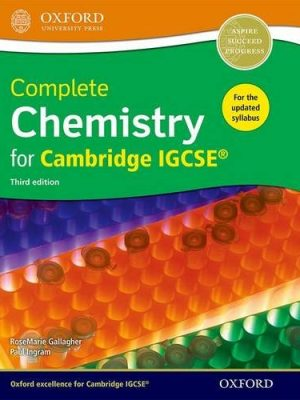 Complete Science for Cambridge IGCSE Student Book by RoseMarie Gallagher