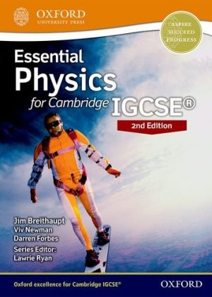 Essential Physics for Cambridge IGCSE: Student Book: Cambridge IGCSE by Viv Newman