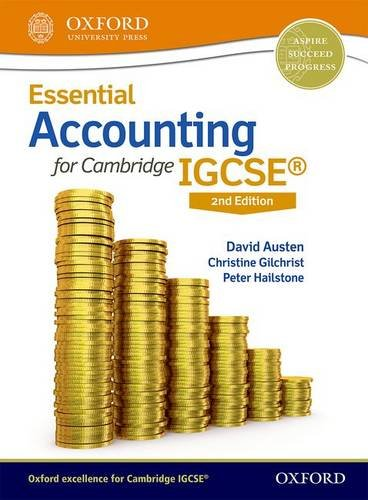 Essential Accounting for Cambridge IGCSE by David Austen