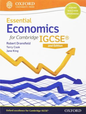 Essential Economics for Cambridge IGCSE Student Book by Robert Dransfield