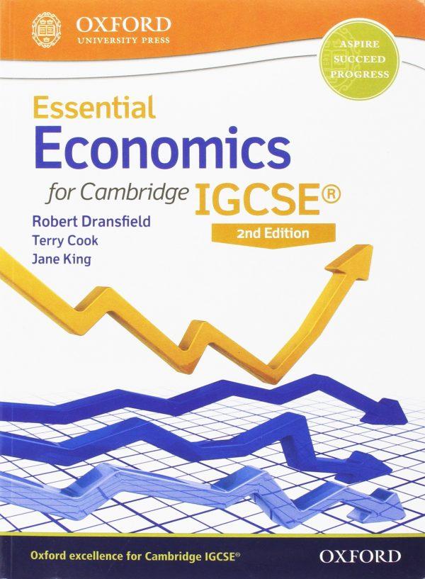Essential Economics for Cambridge IGCSE Student Book by Robert Dransfield