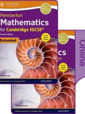 Pemberton Mathematics for Cambridge IGCSE Print & Online Student Book by Sue Pemberton