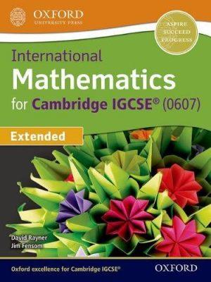 International Maths for Cambridge IGCSE Student Book by Jim Fensom
