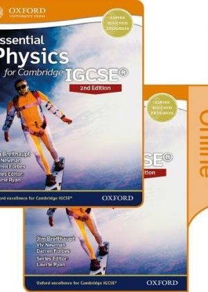 Essential Biology for Cambridge IGCSE Print and Online Student Book Pack by Jim Breithaupt