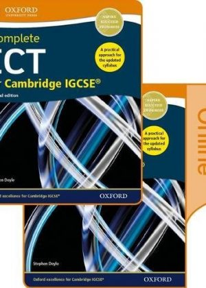 Complete ICT for Cambridge IGCSE Print and Online Student Book Pack by Stephen Doyle