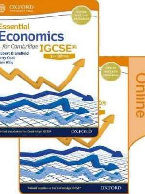 Essential Economics for Cambridge IGCSE Print and Online Student Book Pack: Cambridge IGCSE by Robert Dransfield
