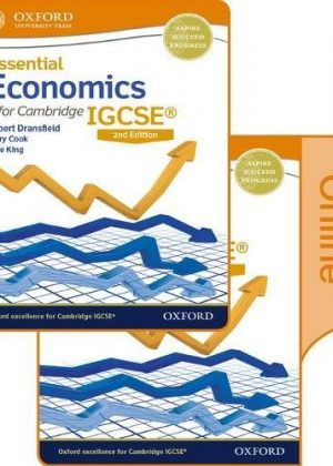 Essential Economics for Cambridge IGCSE Print and Online Student Book Pack: Cambridge IGCSE by Robert Dransfield