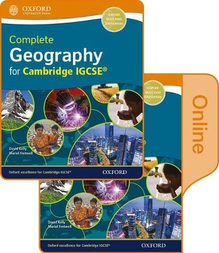 Complete Geography for Cambridge IGCSE Student Book & Online Token Book: Cambridge IGCSE by Muriel Fretwell