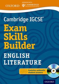 Cambridge IGCSE Exam Skills Builder: English Literature by