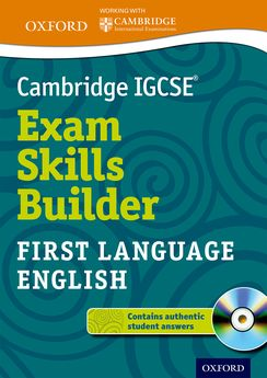 Cambridge IGCSE Exam Skills Builder: First Language English by