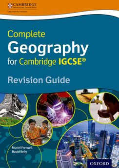 Complete Geography for Cambridge IGCSE Revision Guide by Muriel Fretwell