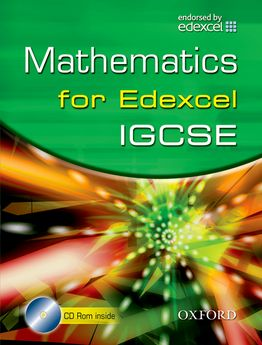 Edexcel Maths for IGCSE (with CD) by Derek Huby
