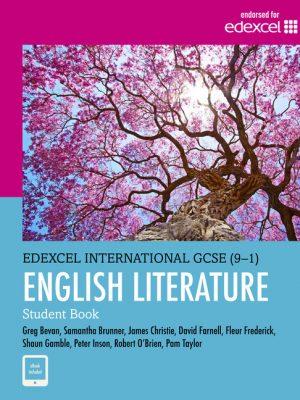 Edexcel International GCSE (9-1) English Literature: Student Book by Pam Taylor