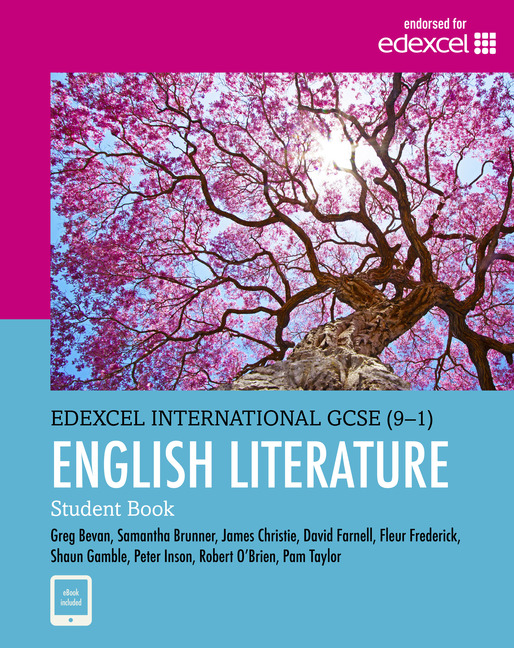 edexcel igcse english literature coursework Pearson edexcel international gcse in english literature (4et1)  coursework  and examination options – we have provided alternative assessment routes.