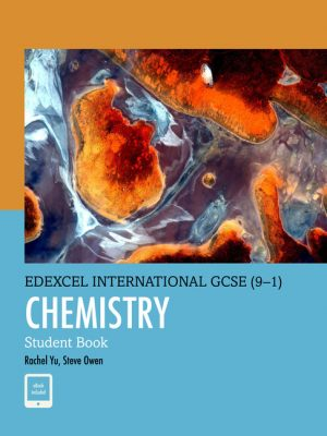 Edexcel International GCSE (9-1) Chemistry Student Book: Print and eBook Bundle by Jim Clark