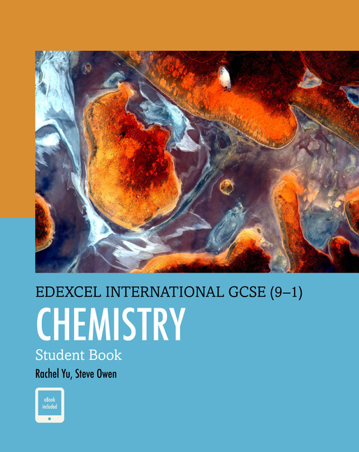 Edexcel International GCSE (9-1) Chemistry Student Book: Print and eBook Bundle by Jim Clark