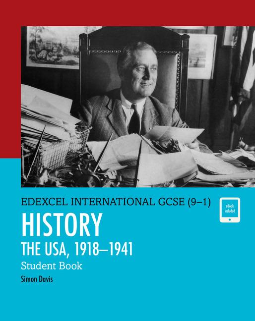 Edexcel International GCSE (9-1) History the USA