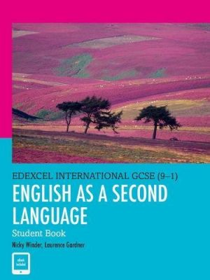 Edexcel International GCSE (9-1) ESL SB by Nicky Winder