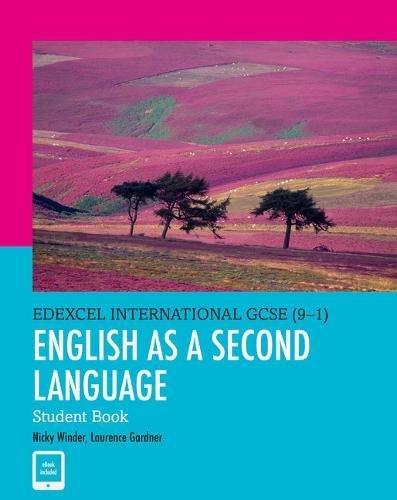 Edexcel International GCSE (9-1) ESL SB by Nicky Winder
