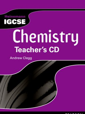 Heinemann IGCSE Chemistry: Teacher's CD by Andrew Clegg