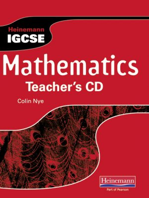 Heinemann IGCSE Mathematics Teacher's CD by Colin Nye
