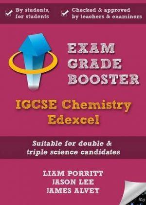 Exam Grade Booster: IGCSE Chemistry Edexcel by Liam Porritt