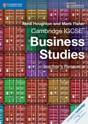 Cambridge IGCSE Business Studies Teacher's Resource CD-ROM by Medi Houghton