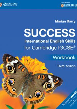 Success International English Skills for Cambridge IGCSE Workbook by Marian Barry