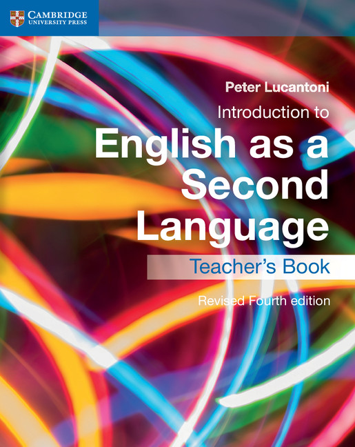 Introduction to English as a Second Language Teacher's Book by Peter Lucantoni