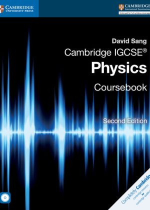 Cambridge IGCSE Physics Coursebook with CD-ROM by David Sang