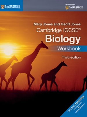 Cambridge IGCSE Biology Workbook 3rd Edition by Mary Jones