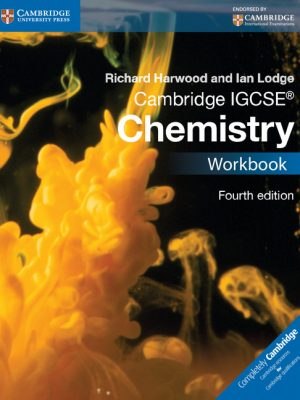 Cambridge IGCSE Chemistry Workbook by Richard Harwood
