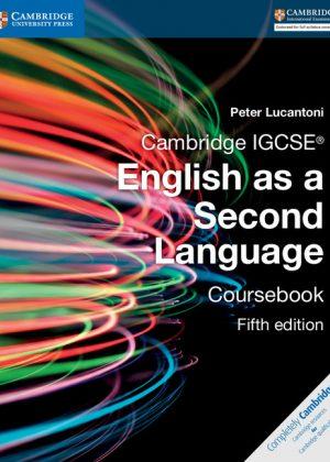 Cambridge IGCSE English as a Second Language Coursebook by Peter Lucantoni