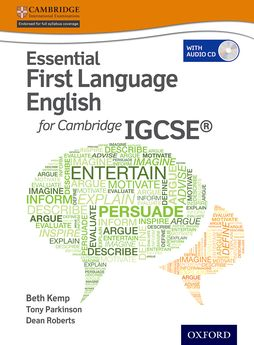 Essential First Language English for Cambridge IGCSE by Beth Kemp