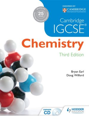 Cambridge IGCSE Chemistry by Bryan Earl